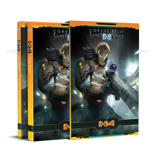 Infinity: Accessories - N4 Core Rules