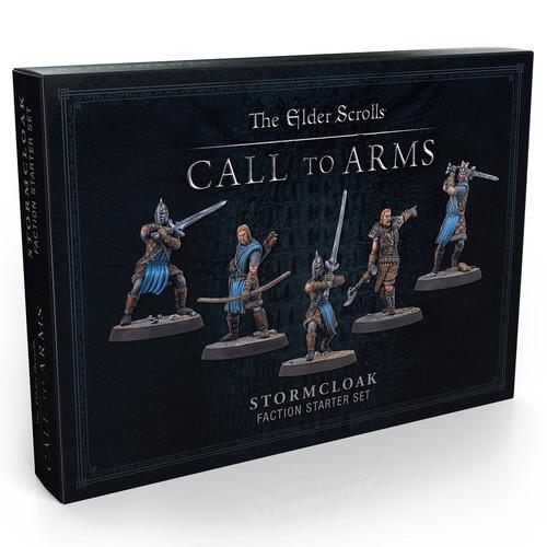 Elder Scrolls: Call to Arms: Stormcloak Plastic Faction Starter