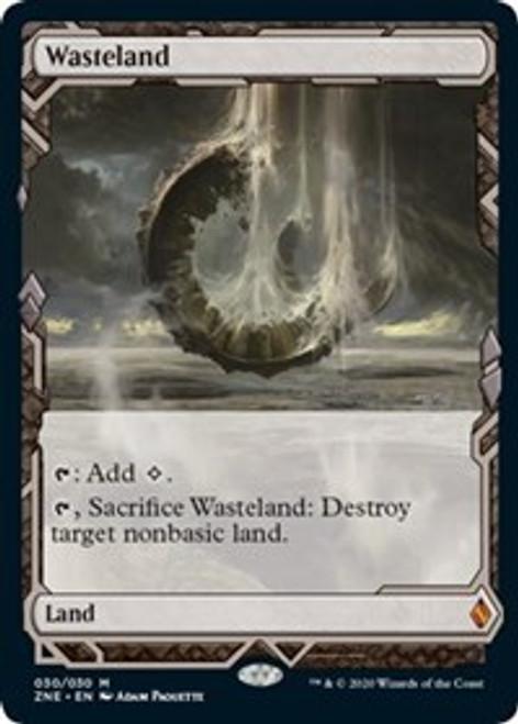 Wasteland - Zendikar Rising Expeditions