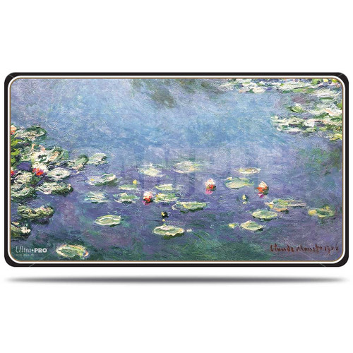 Playmats: Other Printed Playmats - Fine Art Playmat - Water Lilies