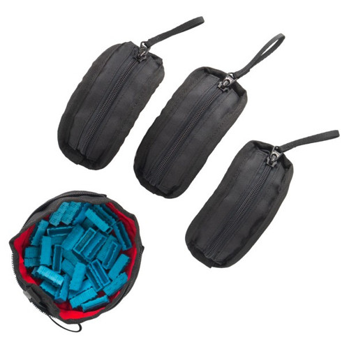 Dice and Gaming Accessories Dice Bags: Taco Bit Case - Black (4)