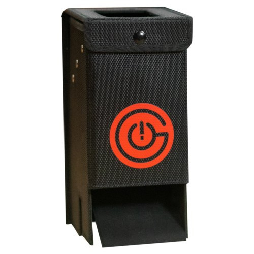 Dice and Gaming Accessories Dice Towers and Trays: Folding Dice Tower - Black