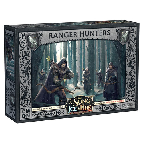 A Song of Ice & Fire Tabletop Miniatures Game: Night's Watch - Ranger Hunters