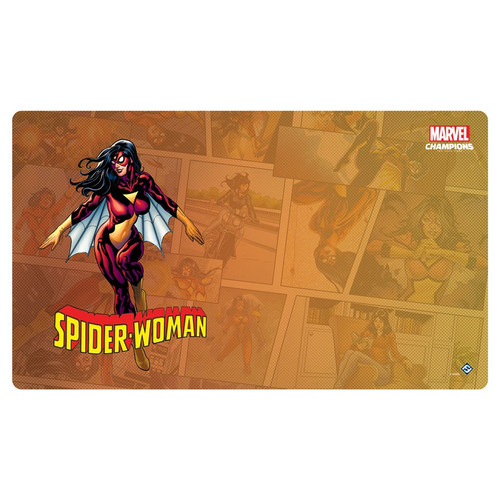 Card Games: Marvel Champions - Spider-Woman Game Mat