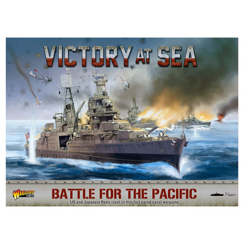 Bolt Action: Victory at Sea: Battle for the Pacific Starter Set