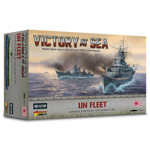 Bolt Action: Victory at Sea: Imperial Japanese Navy Fleet