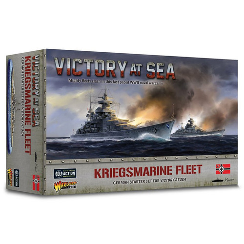 Bolt Action: Victory at Sea: Kriegsmarine Fleet