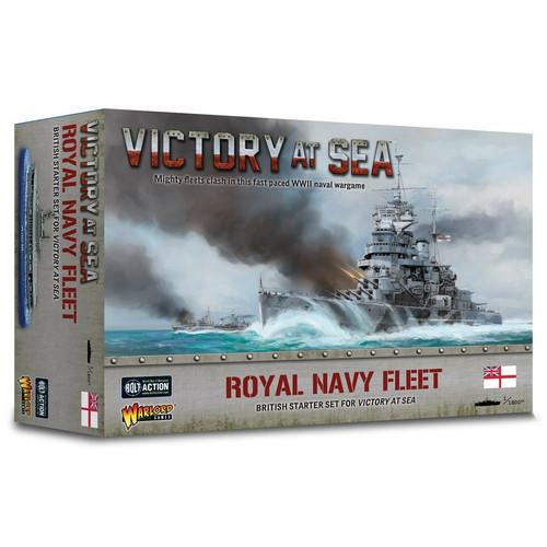 Bolt Action: Victory at Sea: Royal Navy Fleet