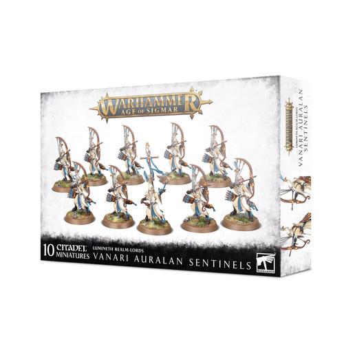 Warhammer: Age of Sigmar: Grand Alliance: Order - Vanari Auralan Sentinels