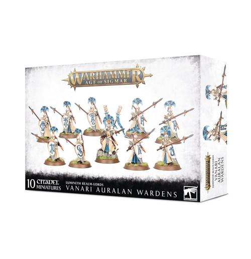 Warhammer: Age of Sigmar: Grand Alliance: Order - Vanari Auralan Wardens