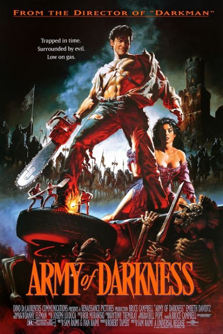 Posters: Army of Darkness - Movie Poster