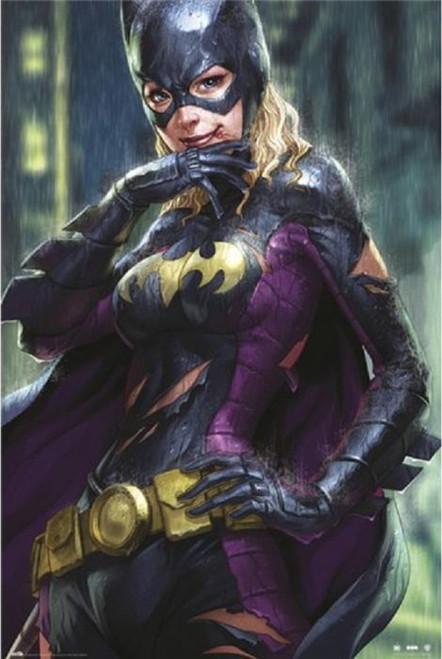 Posters: DC Batgirl - Rain