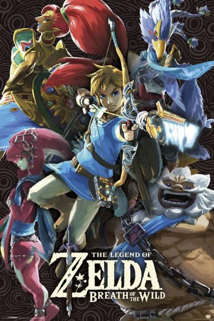 Posters: Legend of Zelda - Champions