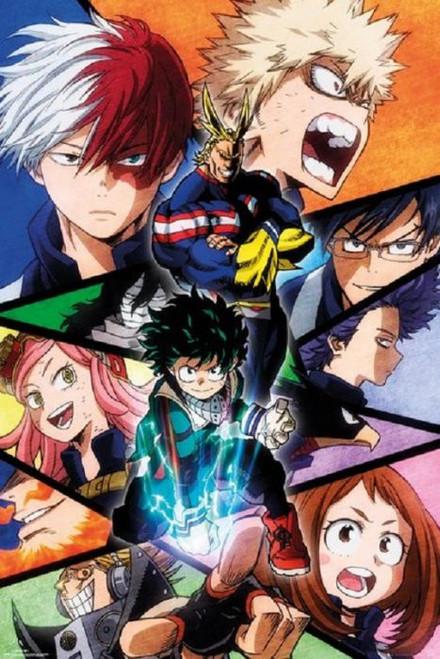 Posters: My Hero Academia - Season 2