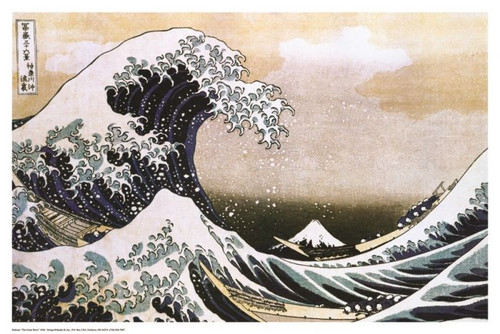 Posters: Great Wave