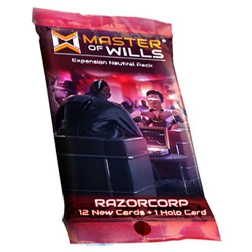 Master of Wills: Razorcorp Fringe War