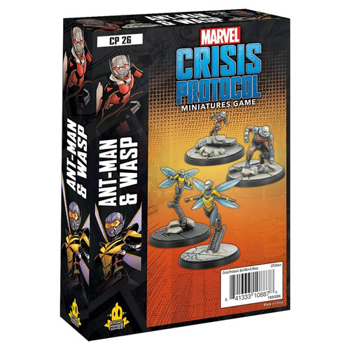 Marvel: Crisis Protocol: Ant-Man & Wasp Character Pack