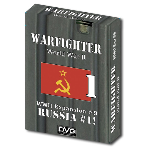 Warfighter WWII Expansion 9: Russia #1