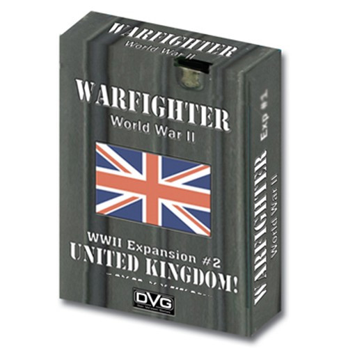 Warfighter WWII Expansion 2: UK #1
