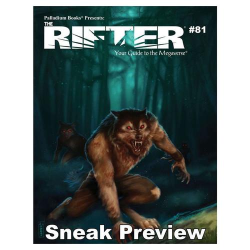 Miscellanous RPGs: Rifter: #81