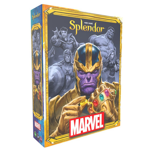 Board Games: Splendor: Marvel