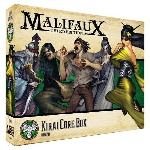 Malifaux: Resurrectionists - Kirai Core Box