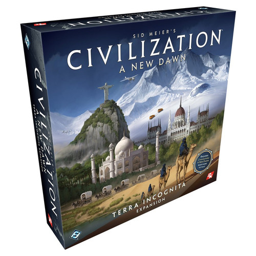 Board Games: Expansions and Upgrades - Civilization : Terra Incognita Expansion