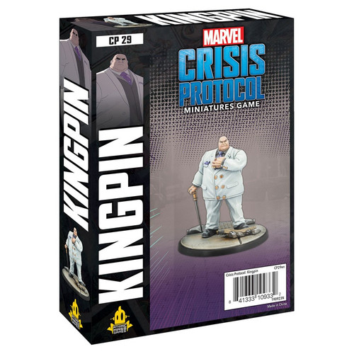 Marvel: Crisis Protocol: Kingpin Character Pack