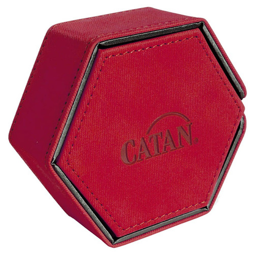 Board Games: Catan - Catan: Hexatower Red Accessory