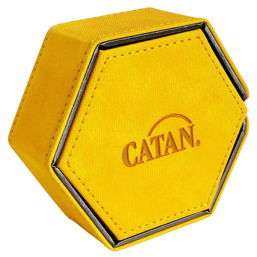 Board Games: Catan - Catan: Hexatower Yellow Accessory