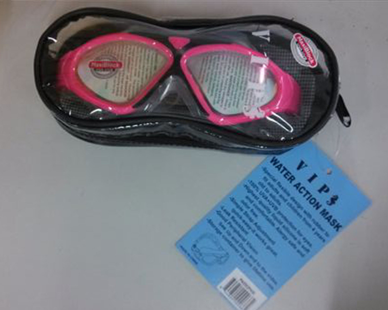 Water Action Mask / Goggles