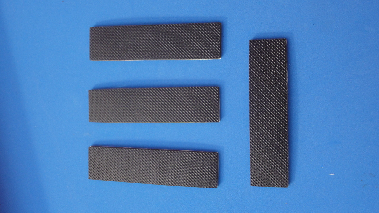 Rubber Protection Pads - Circles/Rectangles