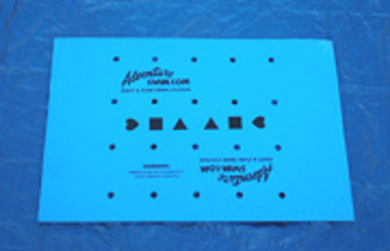 Playboard™ with Holes
