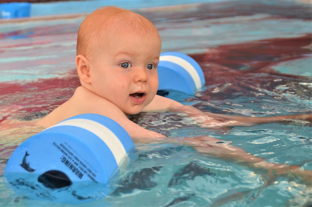 Swim Barbell by Adventure Swim