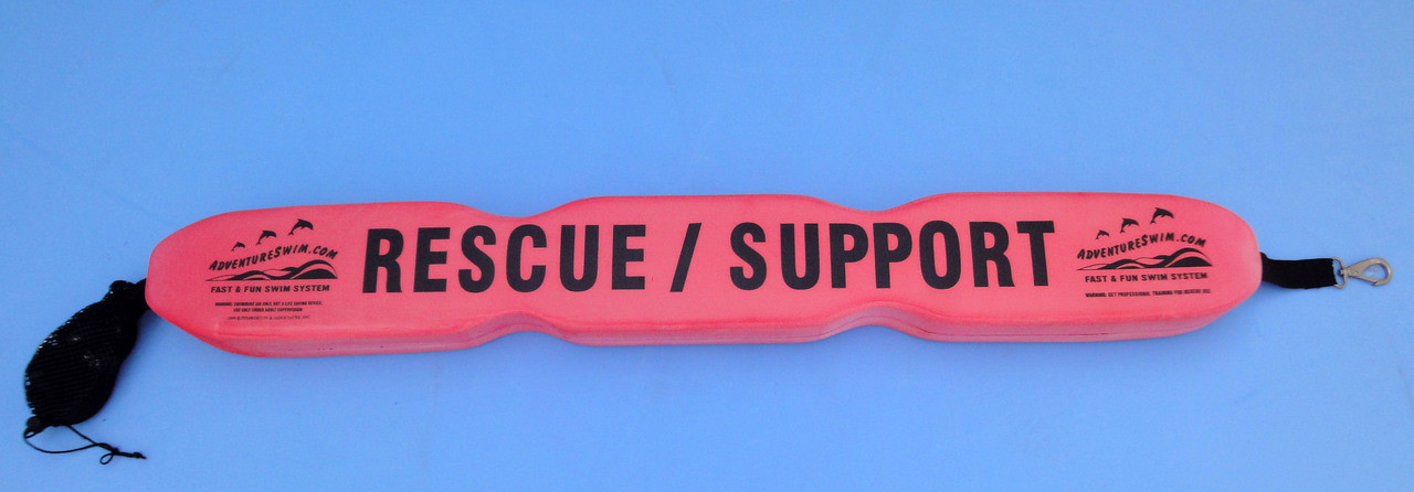 Red Rescue/Support Float- Deluxe