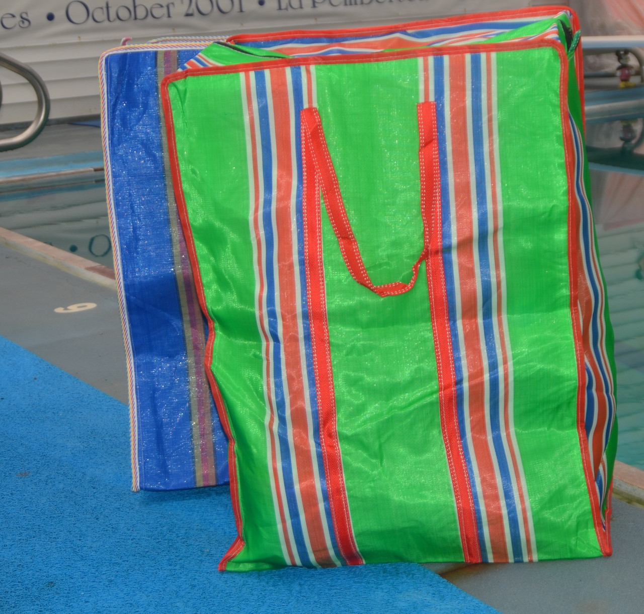 BAG - LARGE Swimming Gear STORAGE / CARRY Bags