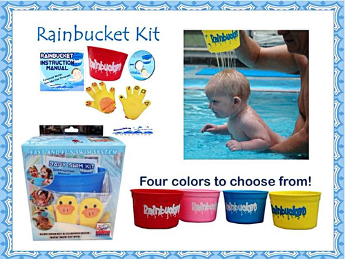 The Deluxe Rainbucket™ Kit
