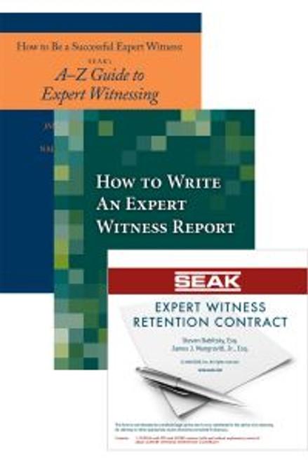 Expert Witness Starters Pack