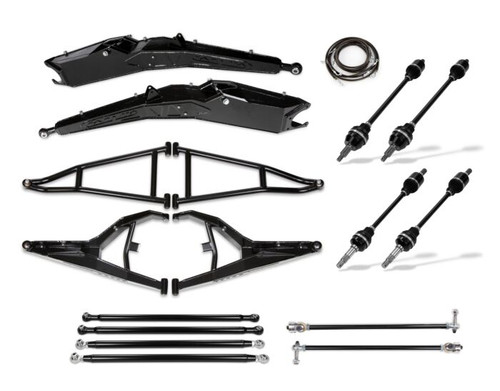 Cognito Long Travel Suspension Package For 17-21 Polaris RZR XP Turbo