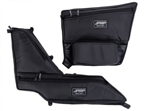 PRP DOOR BAG AND ARM REST SET FOR POLARIS RS1
