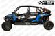 Cage WRX Super Shorty CAGE KIT RZR XP4 1000 / XP4 TURBO (2014-2018)