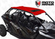Moto Armor  ALUMINUM ROOF/TOP (WITH SUNROOF) RZR PRO XP 4 SEAT