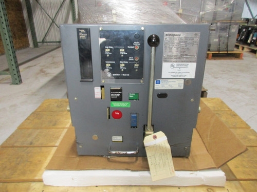 DS-416 Westinghouse 1600A MO/DO LSI Air Circuit Breaker