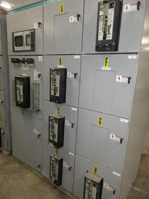 Siemens RL 480/277V Switchgear (#108)