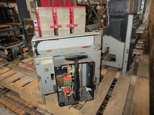 K-600 ITE Red 600A MO/DO LI Air Circuit Breaker (Parts Breaker)