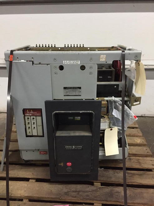 AKR-6D-75 Westinghouse 3200A EO/DO LS Air Circuit Breaker (Parts Breaker)