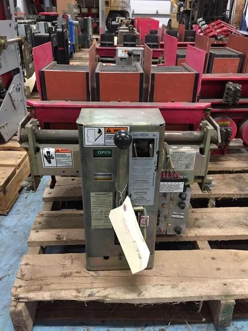 RL-2000 Siemens 2000A MO/DO LIG Air Circuit Breaker