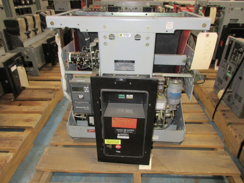 AKR-10F-100 GE 4000A EO/DO LSHG Air Circuit Breaker