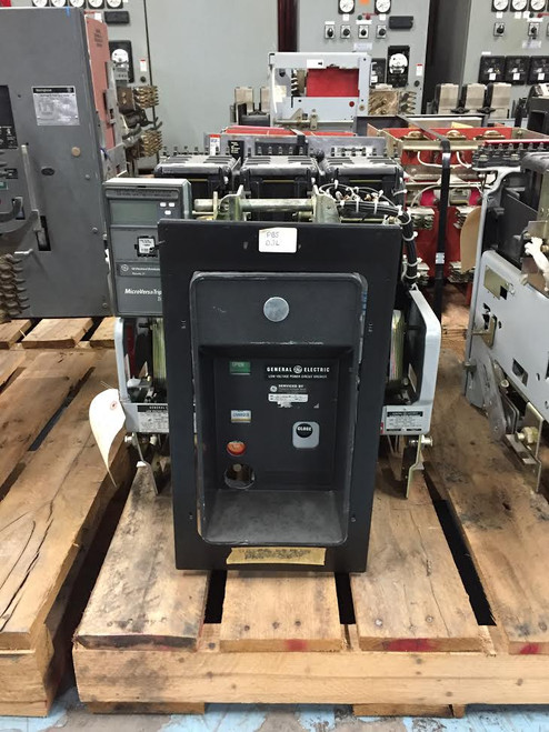 AKR-10D-50 GE 1600A EO/DO LSHG Air Circuit Breaker