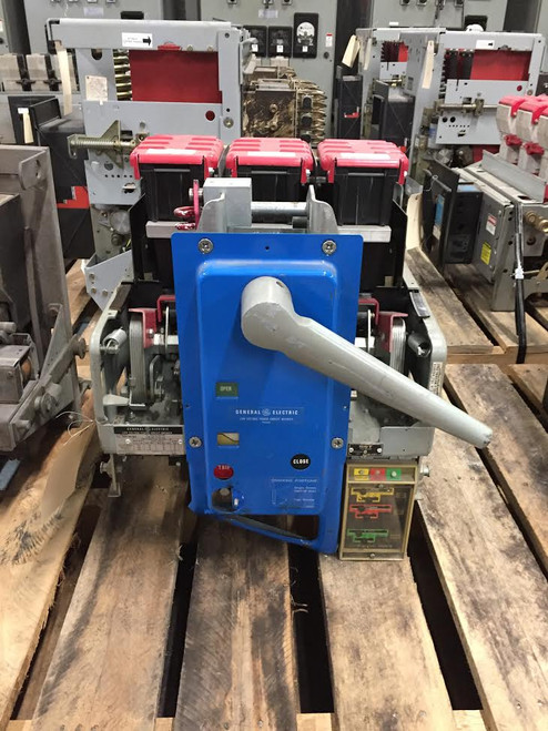 AKRT-5A-50H GE 2000A MO/DO LSG Air Circuit Breaker